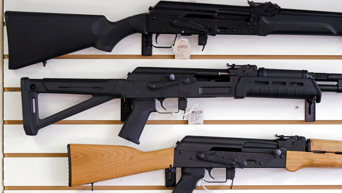 Oregon gun storage law would be among the toughest in the US 2