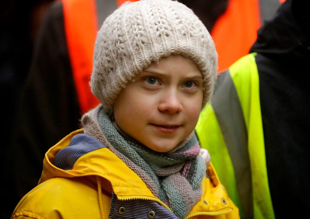 Swedish teen Thunberg joins fight against vaccine inequity 1