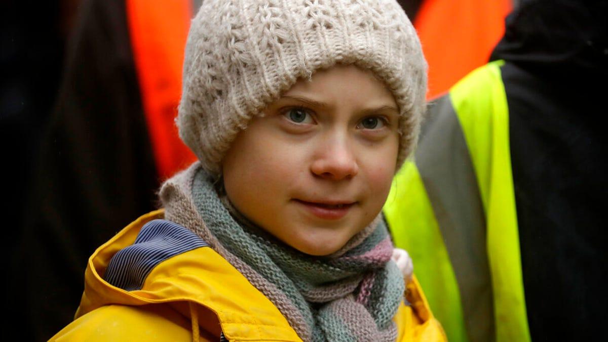 Swedish teen Thunberg joins fight against vaccine inequity 2
