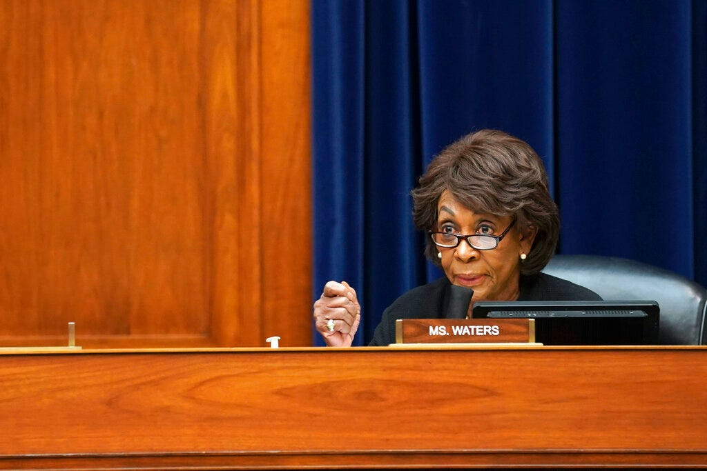 Republicans want to reprimand Rep. Maxine Waters for police protest remarks 1