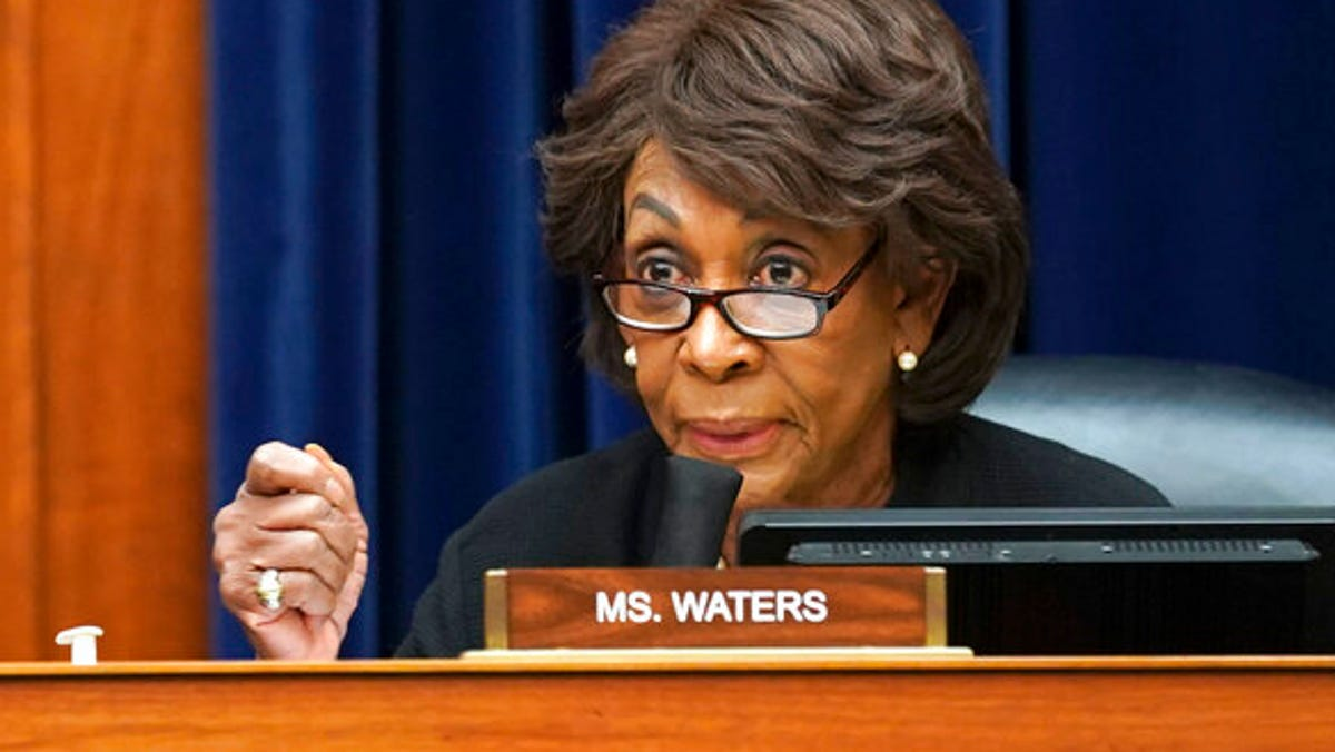 Republicans want to reprimand Rep. Maxine Waters for police protest remarks 2