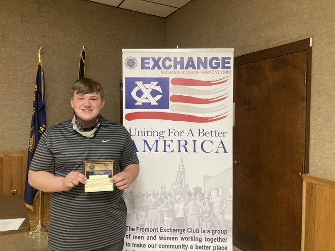 Tylan Steward received the Challenge of Excellence Award.
