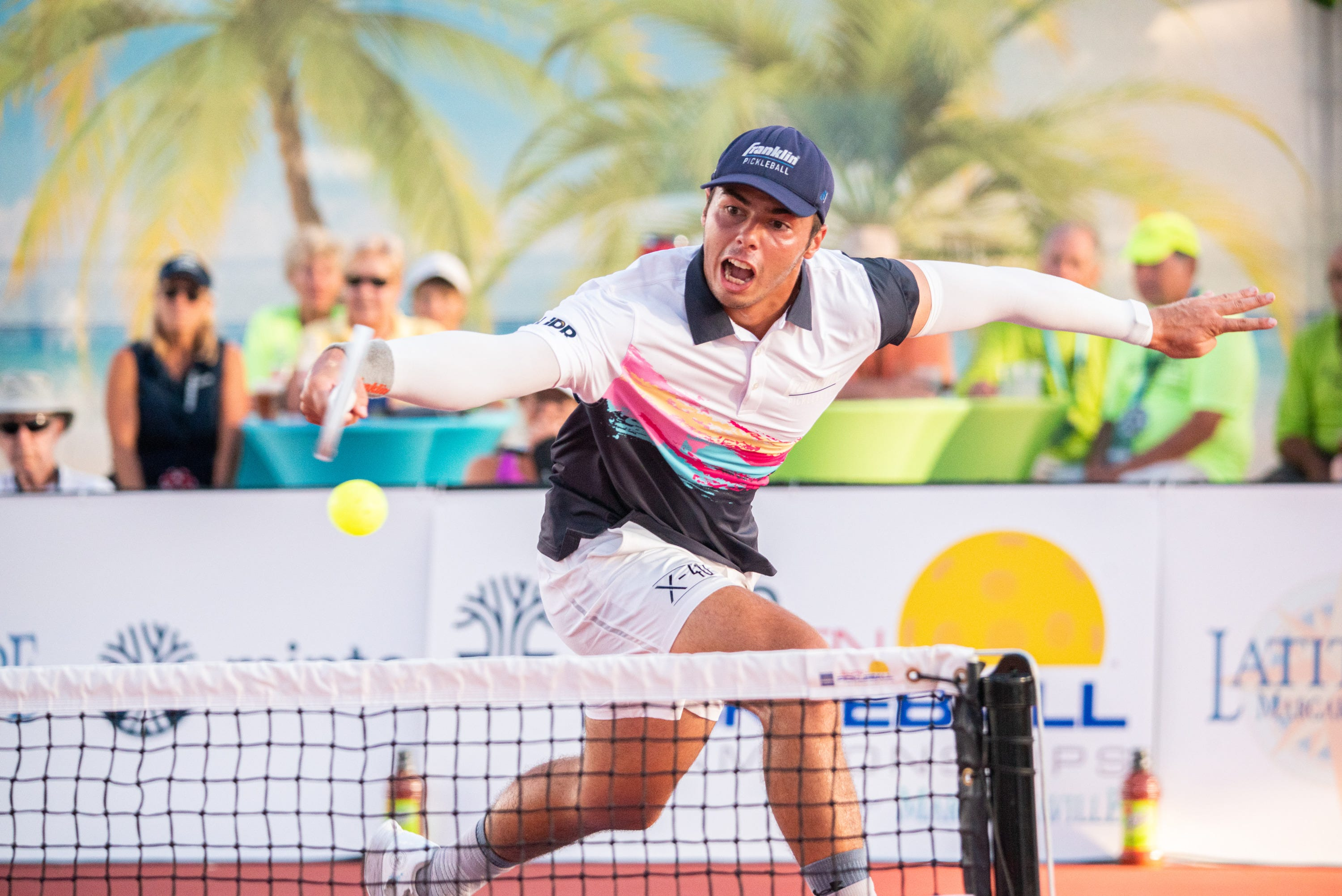 Pro singles champions crowned as U.S. Open Pickleball Championship kicks off in Naples 2