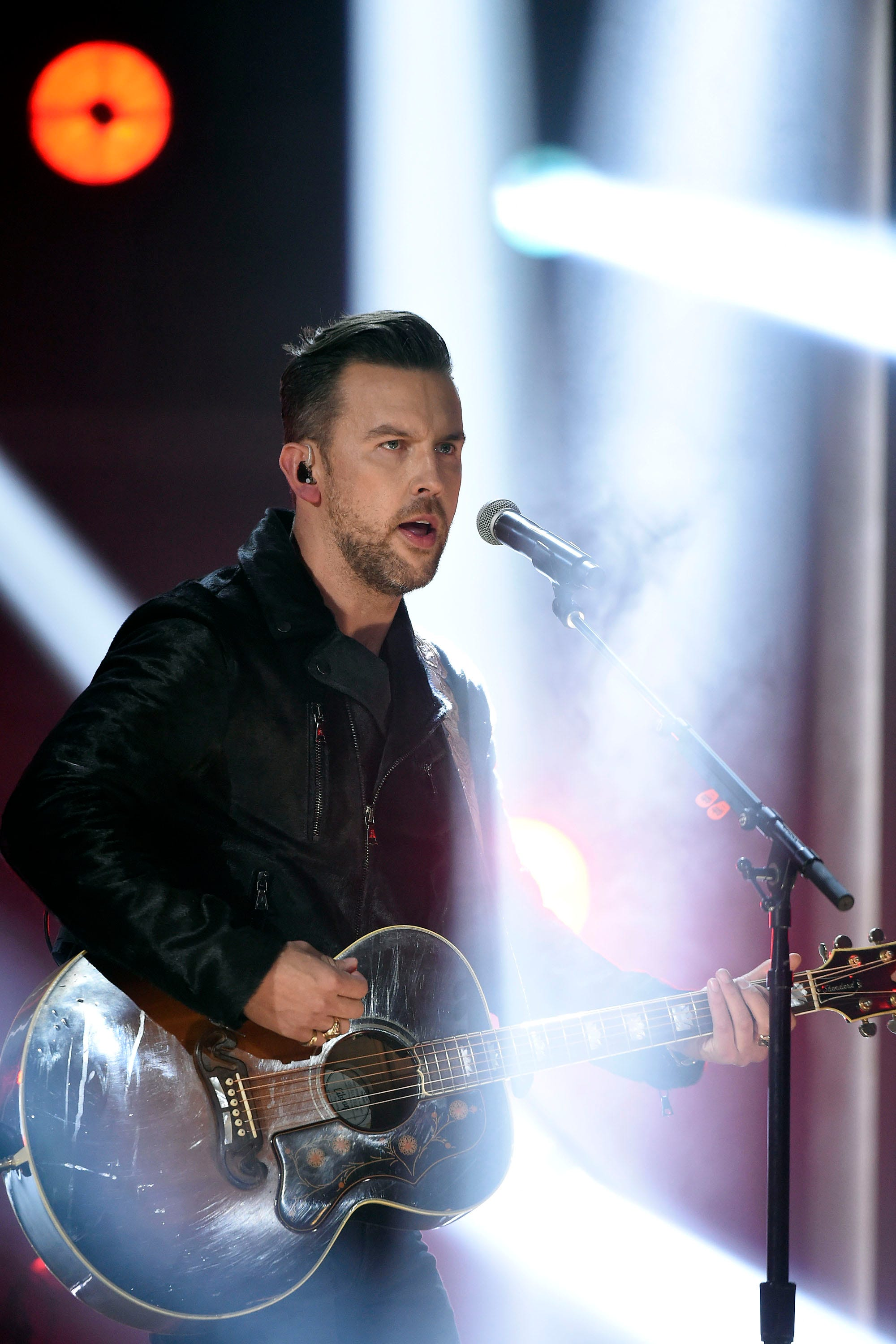 Tennessee lawmaker blocks vote to honor gay country star T.J. Osborne
