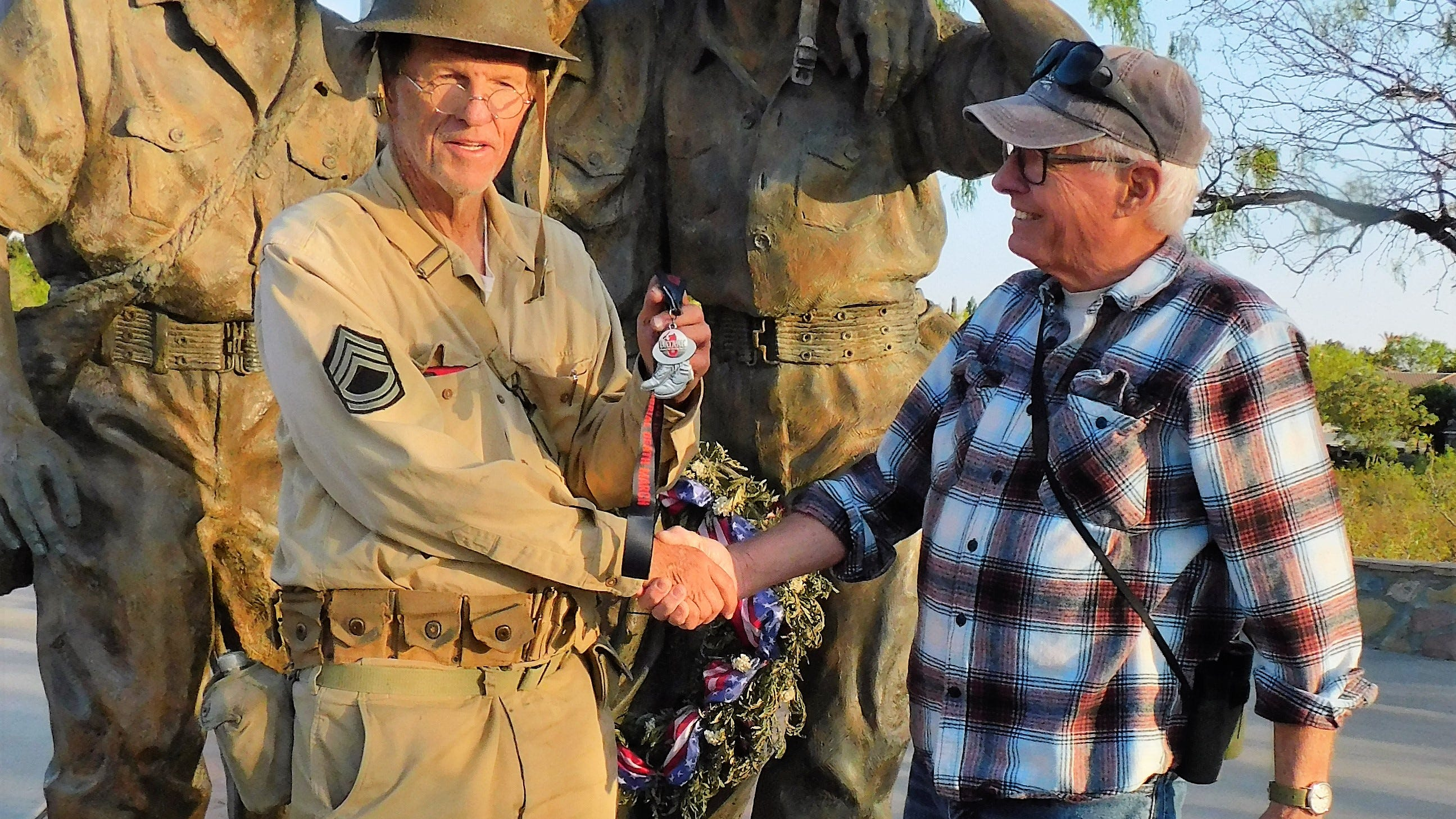 www.alamogordonews.com: Lincoln County firefighters participate in Bataan Memorial Death March