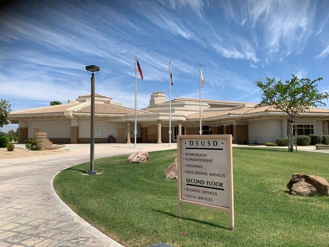 Desert Sand Unified School District's Education Center