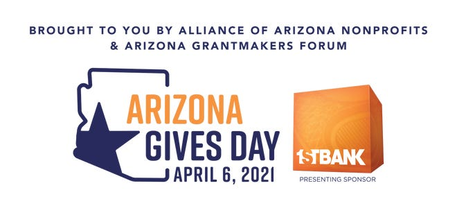 In 2021, Arizona Gives Day broke records in the number of donations.