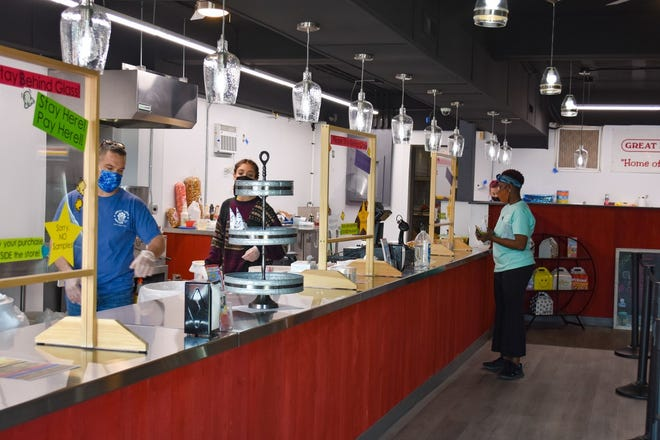 Great Lakes Popcorn Co. reopened on April 2 with a brand new look.