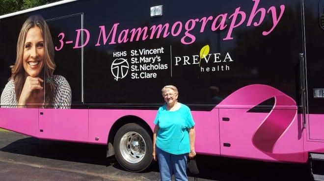 Susan at Seymour Prevea's Clinic.