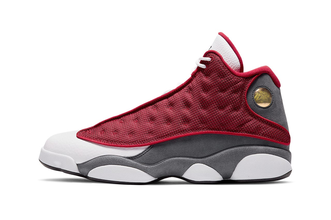 Jordan Brand releasing Air Jordan 13  Red Flint  after shoe took off in 2020