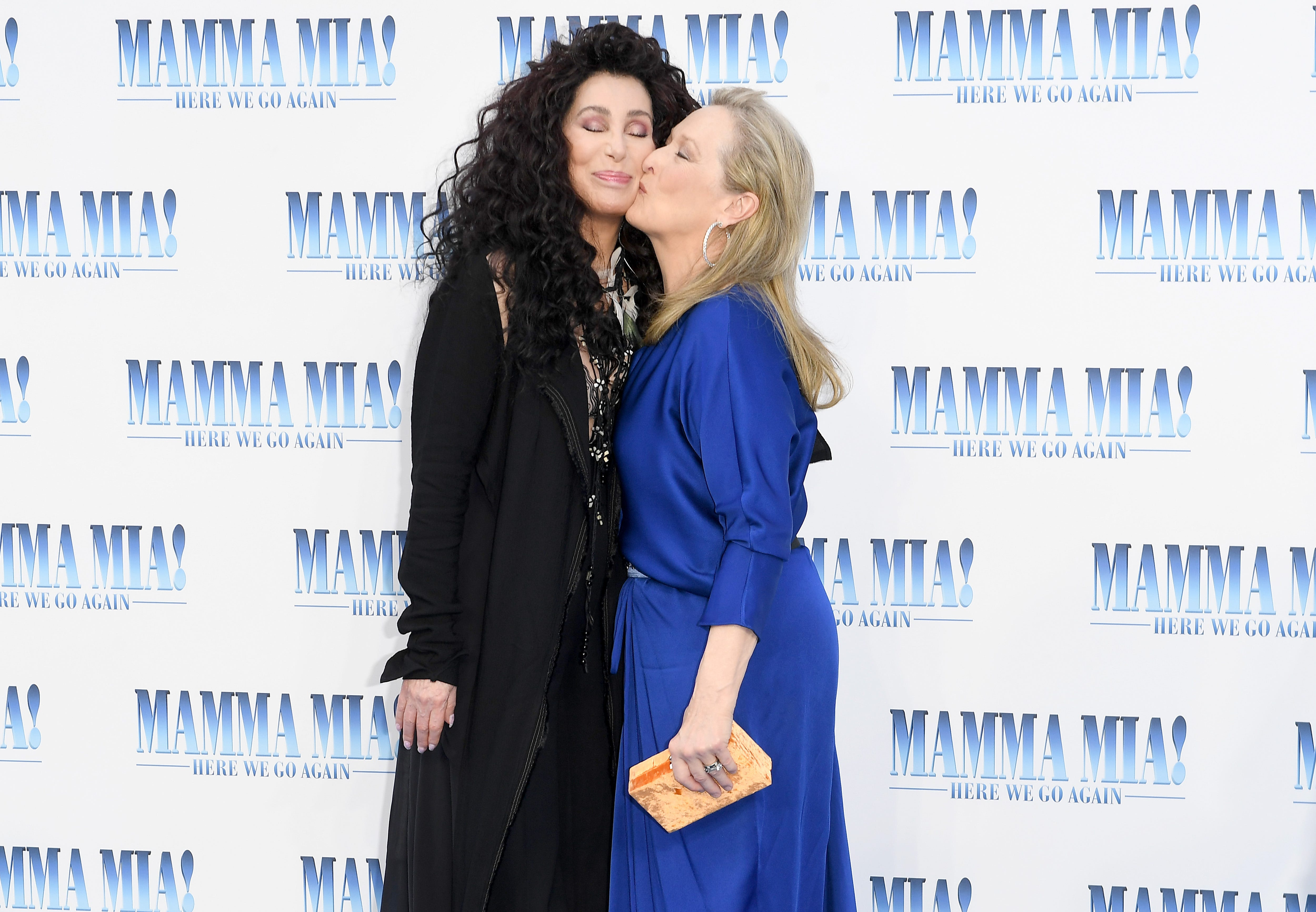 Cher talks activism,  Moonstruck  and her pitch for  Mamma Mia 3 : Meryl Streep  as a ghost