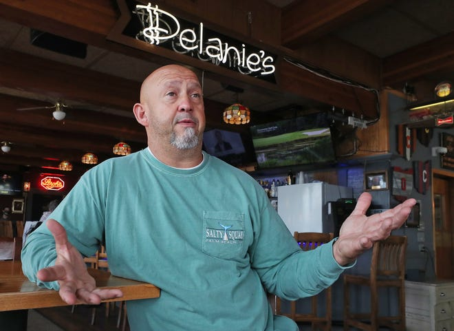 Nick Dadich, owner of Delanie's Gastro Bar, formerly Delanie's Neighborhood Grille in Tallmadge, talks about the changes to his  restaurant with a new updated menu; a new chef, Rob Geul; and plans for a new dining patio.