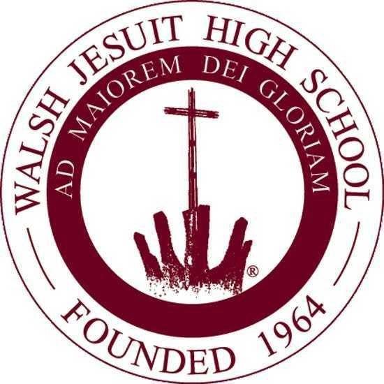 Walsh Jesuit High School logo