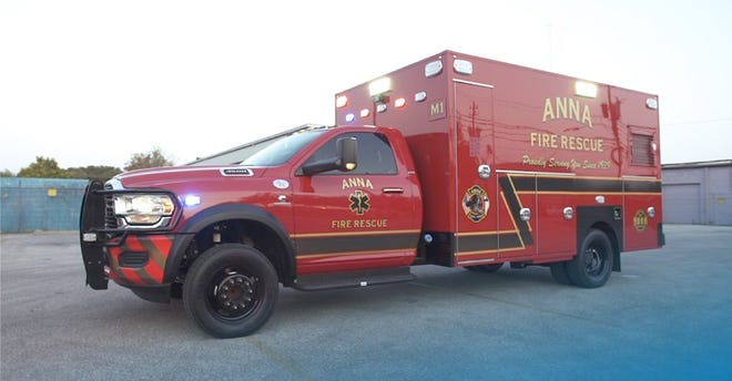 A second ambulance was among several items included in a budget amendment passed by the Anna Council on April 13.