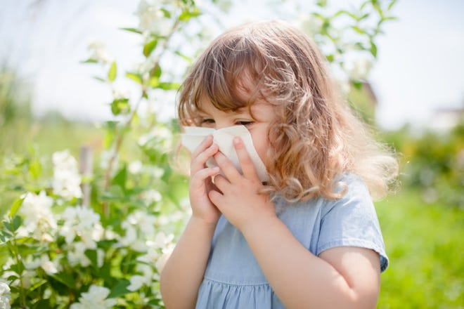 Don't let your child sneeze, snort and wheeze through every season.