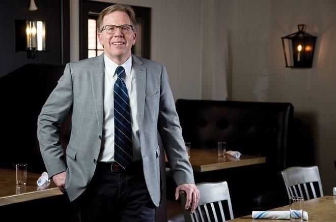 John Barker, president and CEO of the Ohio Restaurant Association