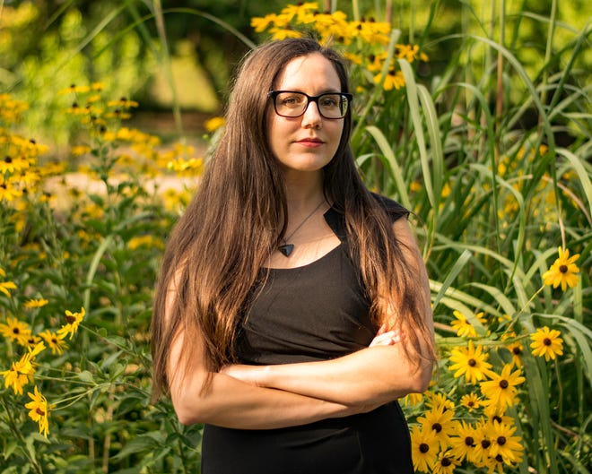 """Elissa Washuta's new collection of personal essays """"White Magic"""" is being released Tuesday. The Ohio State creative writing professor's new work was named in the TIME magazine list of 15 new books people should read this month."""