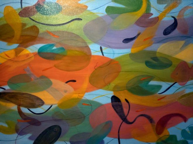 """Splash Party,"" by Betsy DeFusco"