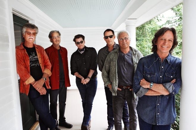 The Nitty Gritty Dirt Band started as a jug band in 1966> it currently has six members.