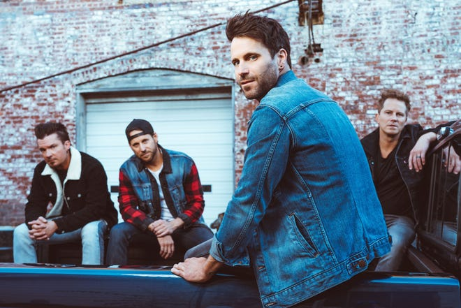Parmalee will perform on the second night of the 2021 Wayne County Fair. The country music band hails from North Carolina.