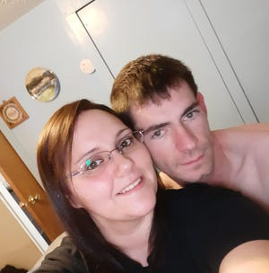Becky and Shane Swart of Millersburg in a selfie posted on Facebook Becky was tragically killed in a two-car accident Tuesday afternoon near Holemsville.
