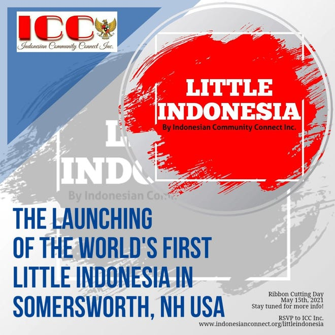 Little Indonesia logo