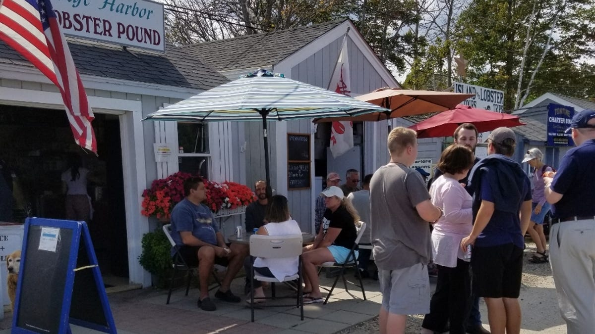 Seacoast favorite Rye Harbor Lobster Pound's summer saved by Sununu