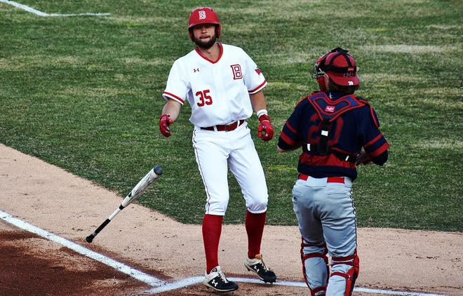 Morton High School and Bradley University outfielder Dan Bolt's performance in a game against Evansville in April was deemed by an MLB associate scout to be the best he'd ever seen from a positional player.