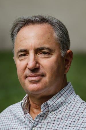 Tony Doris, editorial page editor