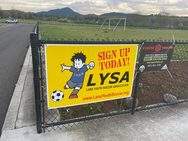The Lane Youth Soccer Association has been prohibited from using Petersen Park in Eugene for the rest of the spring, following numerous complaints from parents about players and sideline participants not wearing masks as a COVID-19 precaution during games.