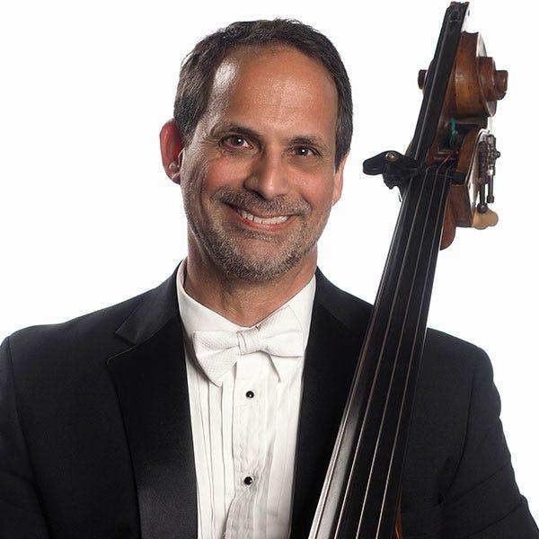 John Miller is principal bassist for the Sarasota Orchestra.