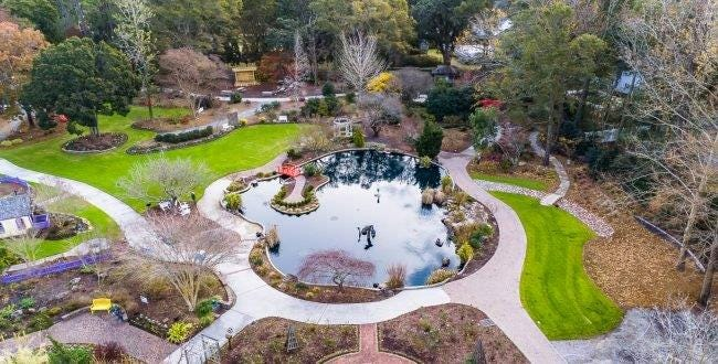 New Hanover County Arboretum  is now a park Park Rx site.