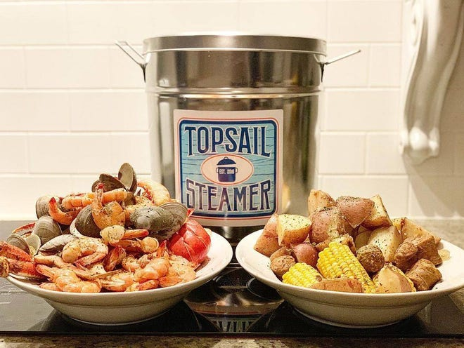 Topsail Steamer in Surf City is one of the local businesses that use the Goldbelly delivery site.