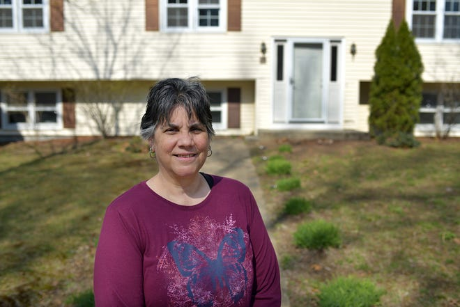 Diane McCarthy and her husband, John, sold their three-decker in Worcester and moved to a new home in Oxford.