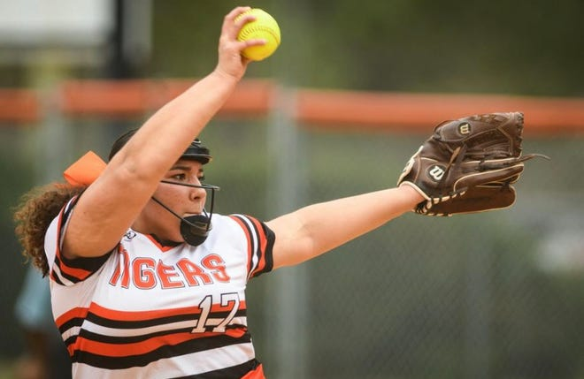 A four-year player for the South View softball team, Alex Deville has the young Tigers in position to earn a playoff spot as the top 4-A squad in the Patriot 4-A/3-A Conference.