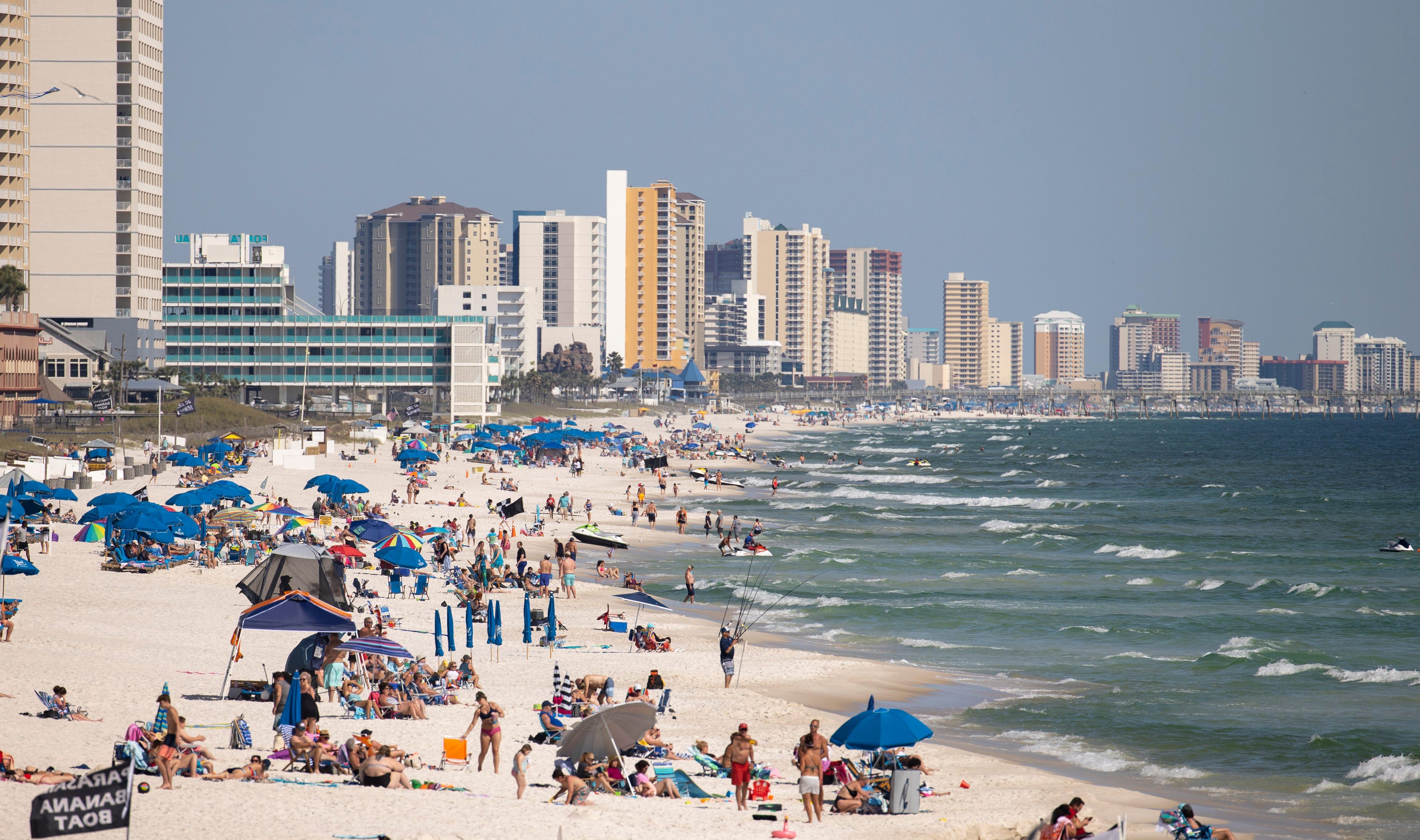 Panama City Beach Florida No Longer