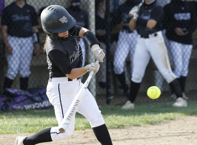 Hannah Hunt has been one of numerous contributors for Central, which has been enjoying another strong season. The Warhawks were 10-3 before playing Dublin Coffman in a doubleheader April 24.