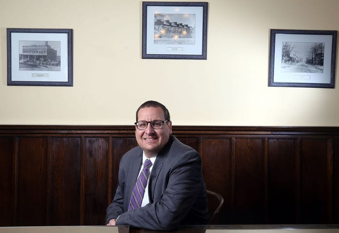 John Cornely of Lewis Center is Delaware County's first public defender.