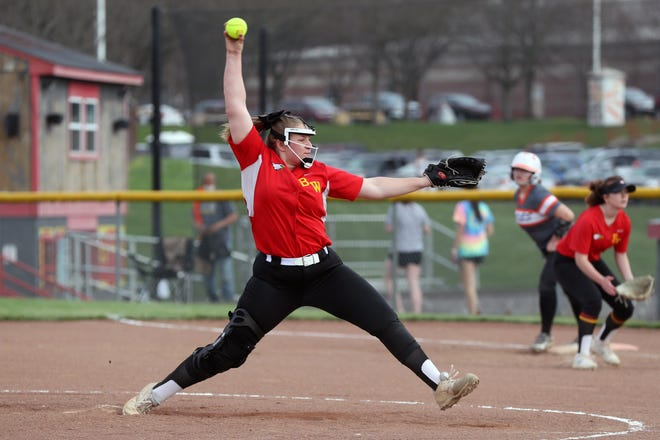 Abigail Weiss was batting .350 with two home runs and 13 RBI through 14 games for Big Walnut. She also has improved in the circle by throwing more strikes and walking fewer batters, coach Jerry Hatcher said.