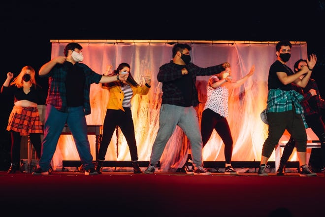 """Firehouse on the Farm is presenting live performances starting May 14. Shown here, is last October's performance of """"American Idiot."""""""