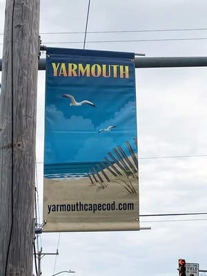 This project was funded by the Tourism Revenue Preservation Fund. Banner installation by Simple Signs of Cape Cod.