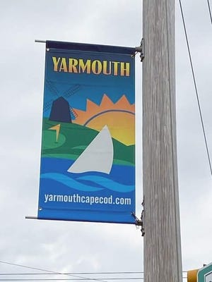 Seasonal banners have been installed at the 'Four Corners' intersection in South Yarmouth and along Route 28 in West Yarmouth.