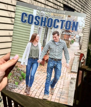 The 2021 Coshocton County Visitor Guide
