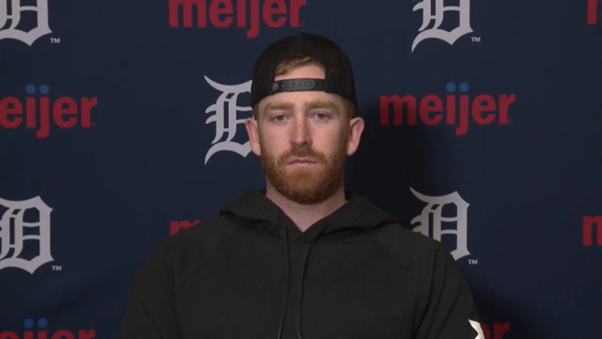 Detroit Tigers' Spencer Turnbull lost 10 pounds because of COVID-19