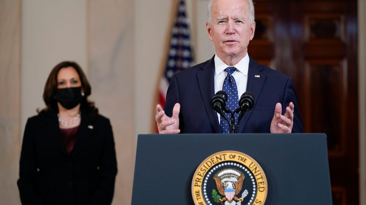 Biden after Floyd verdict: 'We can't stop here' 2