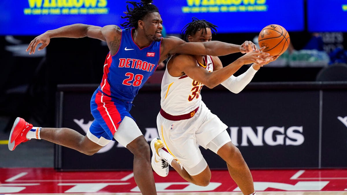Niyo: For youthful Pistons, the future is now ahead of draft fate 1