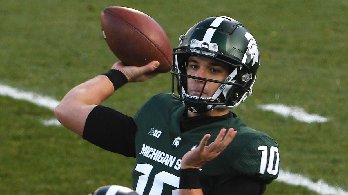 Story lines to watch as Michigan State football takes field Saturday for open practice 1