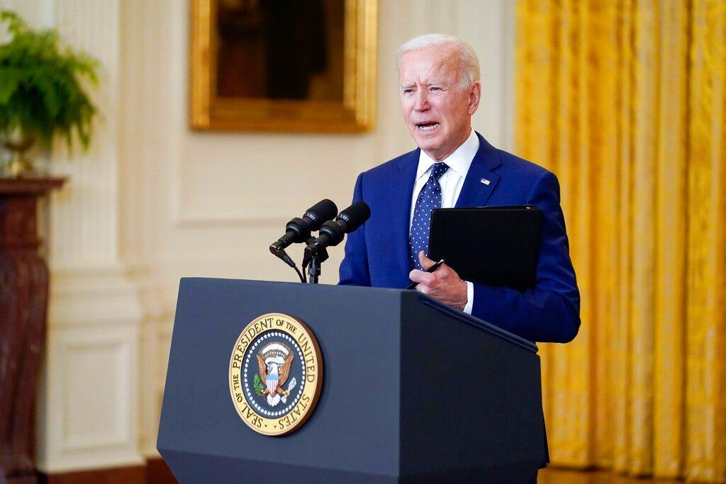 What to watch during Biden's 1st big speech to Congress 1