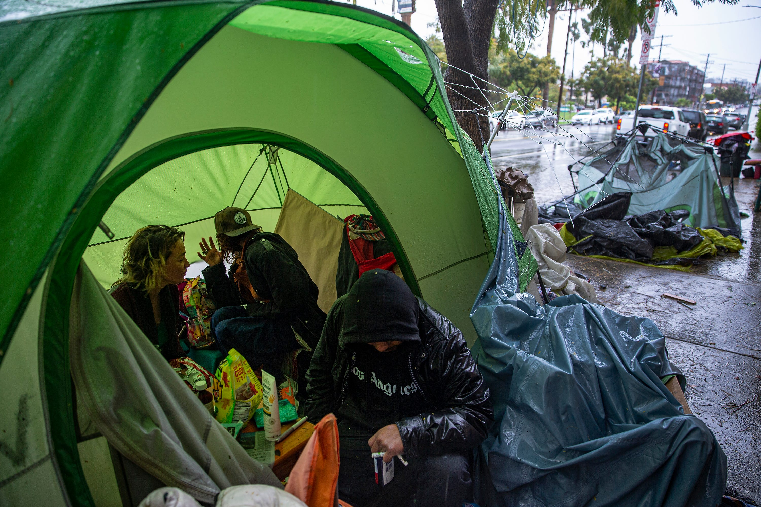 LA homeless spending could hit $1B as crisis spreads 1
