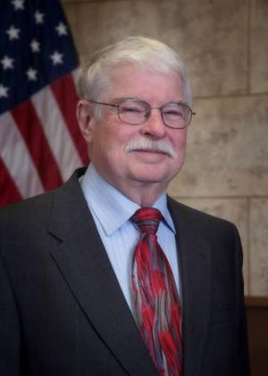 City Commissioner Owen Robinson announced Tuesday he will not be seeking re-election.